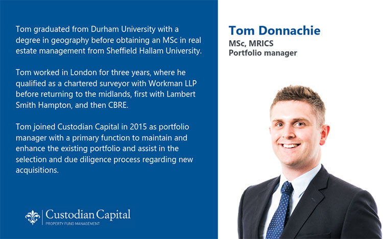 Custodian Capital   Property Fund Management   About   Our Team