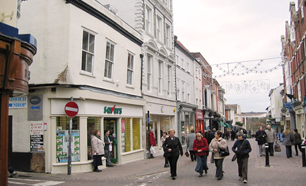 Abbeygate Street Bury St Edmunds Photo 2