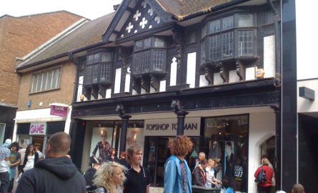 High Street Kings Lynn Photo 2
